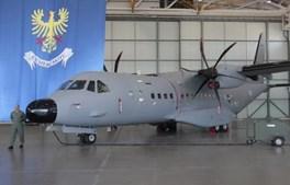 Avião C295, da Força Áerea Portuguesa