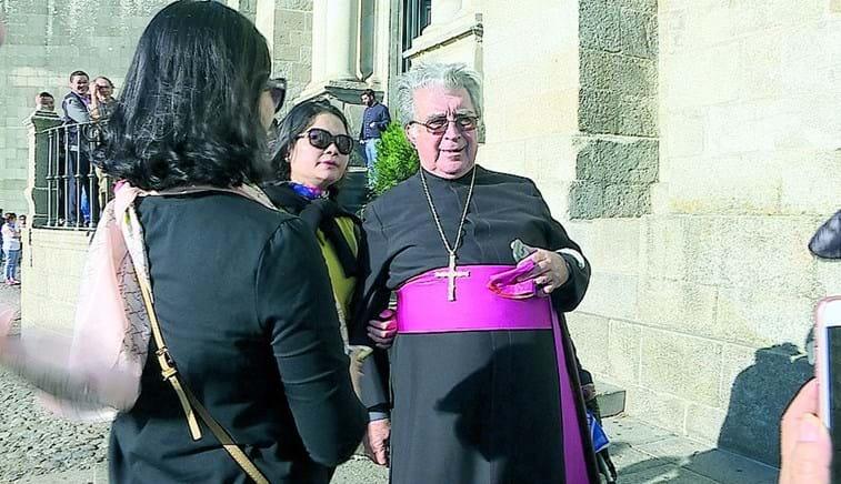 Coração trai o bispo do Porto humilde e discreto - Sociedade ... 8153cfc02be20