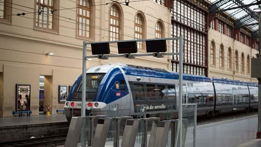 Estação de comboios de Marselha