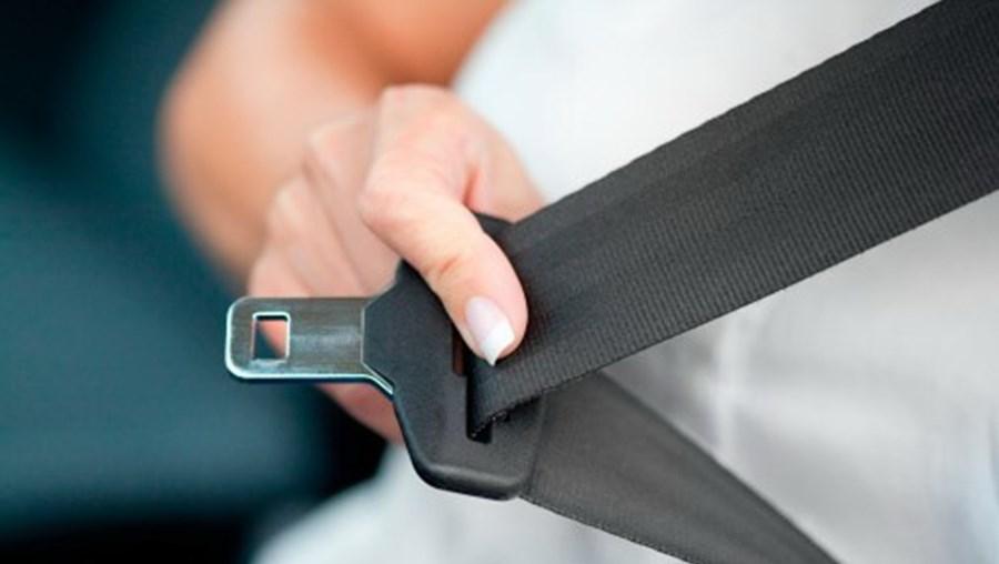 Condutor, cinto de segurança