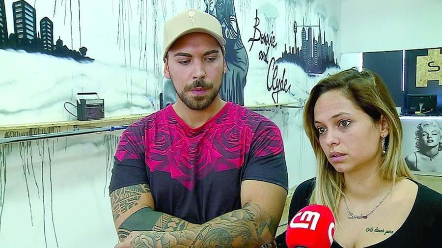 Jorge Palhares e Sandra Castilho estão desesperados