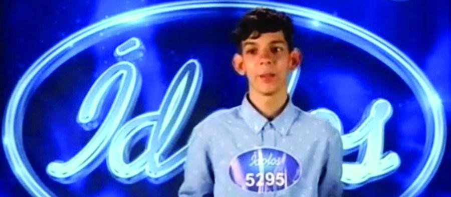 Daniel Rebelo foi gozado no programa 'Ídolos' transmitido pela SIC por causa do tamanho das suas orelhas