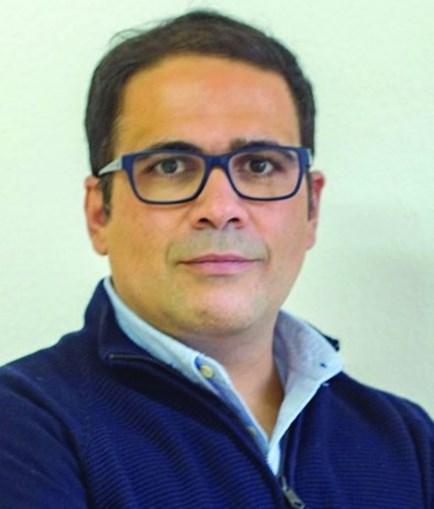 Álvaro Leal é candidato da CDU
