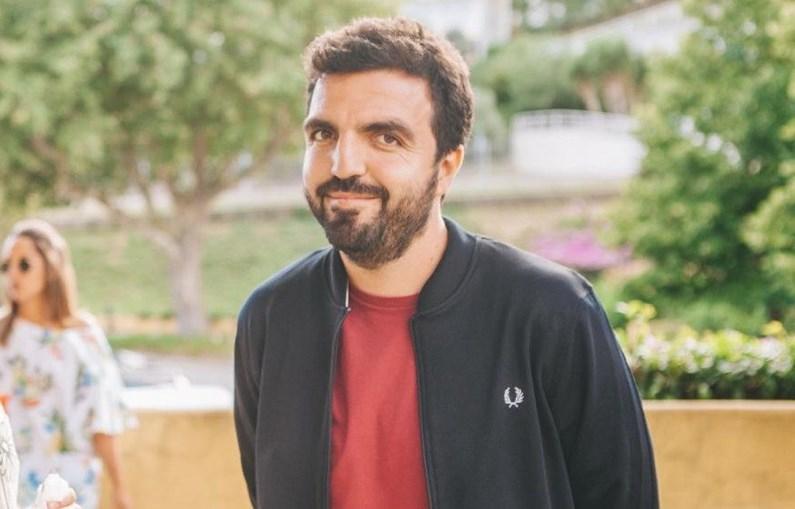 O humorista Salvador Martinha