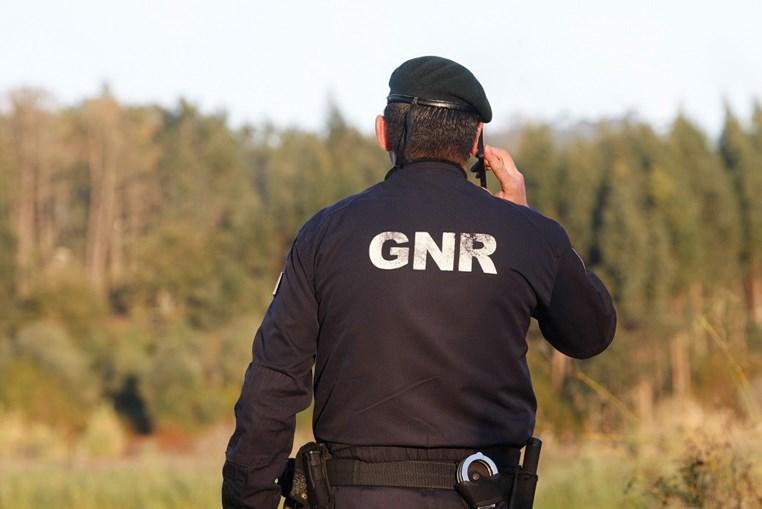 Detido foi transportado para as instalações da GNR