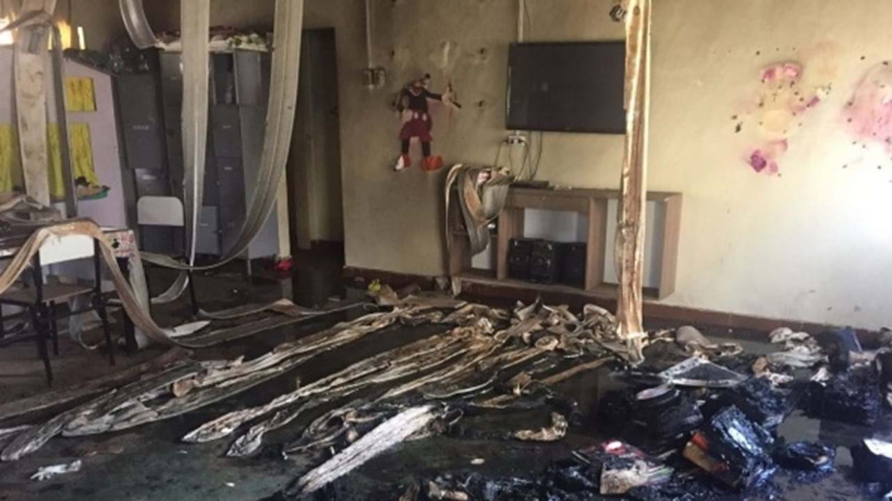 Segurança ateia fogo em creche e deixa mortos em Janaúba