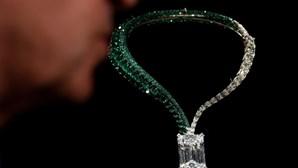 Maior diamante encontrado em Angola vai a leilão já como jóia rara