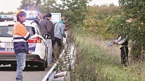 Emigrante assaltado na estrada e deixado para morrer