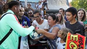 Seleção recebida por mais de 100 adeptos em Andorra