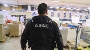 ASAE apreende 6.240 sapatos de desporto no valor de 78.000 euros
