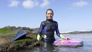 Joana Schenker hexacampeã nacional de bodyboard após vitória em Santa Cruz