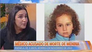 Médico acusado de morte de menina