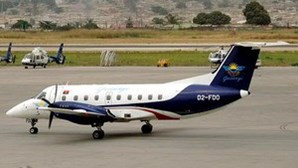Paramédico português morre em queda de avião
