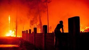 Número de mortos nos fogos já é de 42
