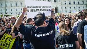 Suplemento de 150 euros para os enfermeiros
