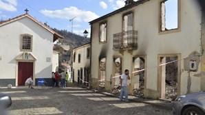 Governo reforça fundo para vítimas de fogos em 2,5 milhões de euros