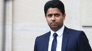 Presidente do PSG interrogado por suspeitas de corrupção