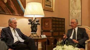 Marcelo cumprimenta Jerónimo de Sousa pelo centésimo aniversário do PCP
