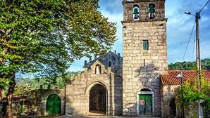 Mosteiro românico alvo de obras de conservação