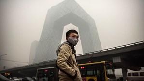 Autoridades chinesas alertam para aumento da poluição em Pequim