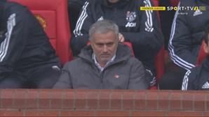 Mourinho com vitória para calar críticos