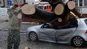 Sobe para sete número de mortes devido a tempestade na Europa