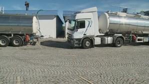 Camiões-cisterna levam água a Viseu