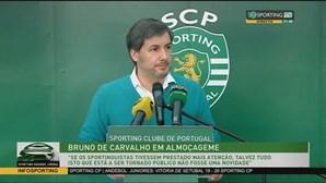 Bruno de Carvalho faz declarações polémicas em Almoçageme