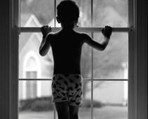 Criança vítima de crime