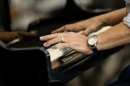 Jorge Palma ensaia para concerto dos 45 anos de carreira