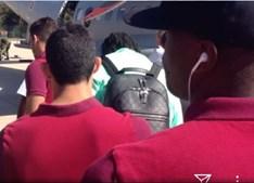 Jogadores da Seleção publicam fotos da viagem para Andorra