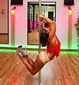 Em Lisboa, na rua Filipe Folque, pode experimentar pole dance no estúdio A Pompadourette