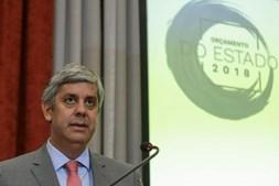 Mário Centeno apresenta a proposta do Orçamento do Estado de 2018