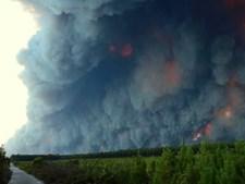 Incêndio na Sertã está incontrolável