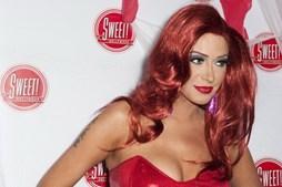 Kaya Jones, ex-Pussycat Doll