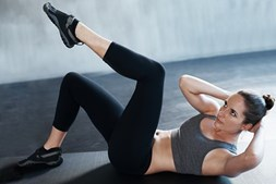 2 – Durante exercício físico