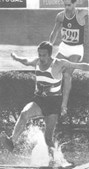 O atleta Manuel Oliveira