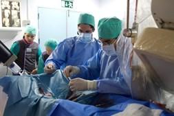 Técnica interrompe parcialmente a circulação sanguínea na próstata