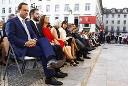Tomada de posse do presidente da Câmara Municipal de Lisboa da Vereação e da Assembleia Municipal
