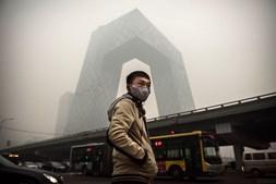 Poluição em Pequim