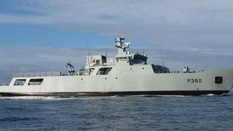 Navio da Marinha 'Viana do Castelo'