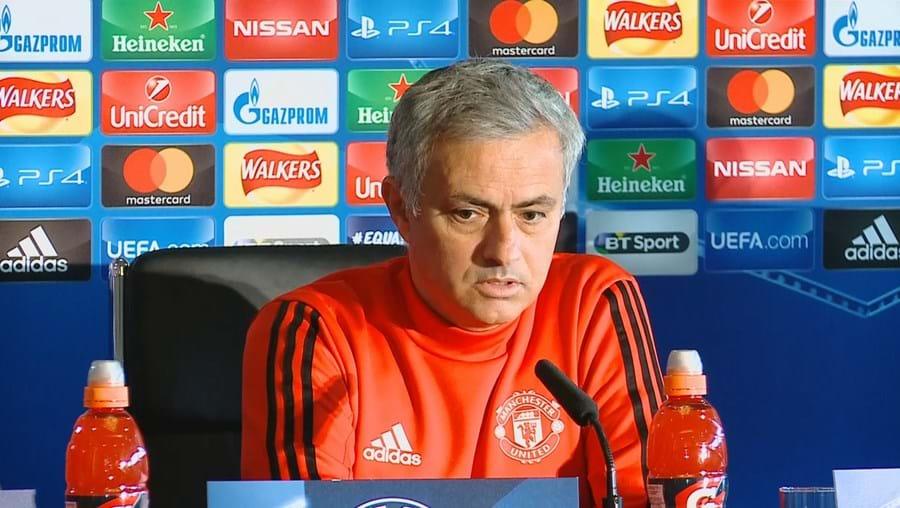 'Benfica é melhor do que outros adversários do grupo' - José Mourinho