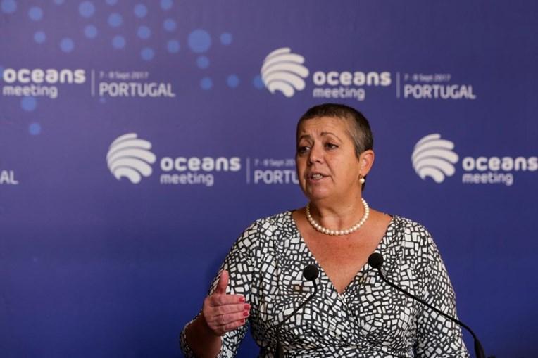 Ana Paula Vitorino, a ministra do Mar