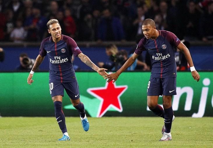 Neymar e Mbappé custaram ao Paris Saint Germain mais de 400 milhões de euros
