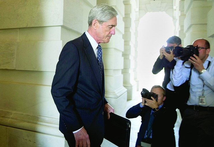 Mueller lidera investigação à intromissão da Rússia nas eleições dos EUA
