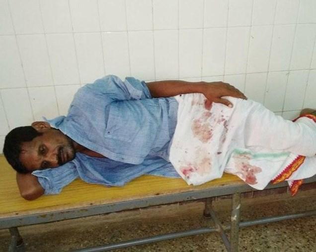 Ravinder está a recuperar no hospital