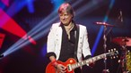 O percurso de uma estrela do rock, sem 'vaidade exagerada'