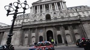 """Banco de Inglaterra contrata """"caça-talentos"""" para eleger novo governador"""