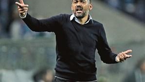 Sérgio Conceição sente-se prejudicado