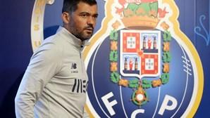 FC Porto sem ausências e com André Pereira na preparação do 'clássico'